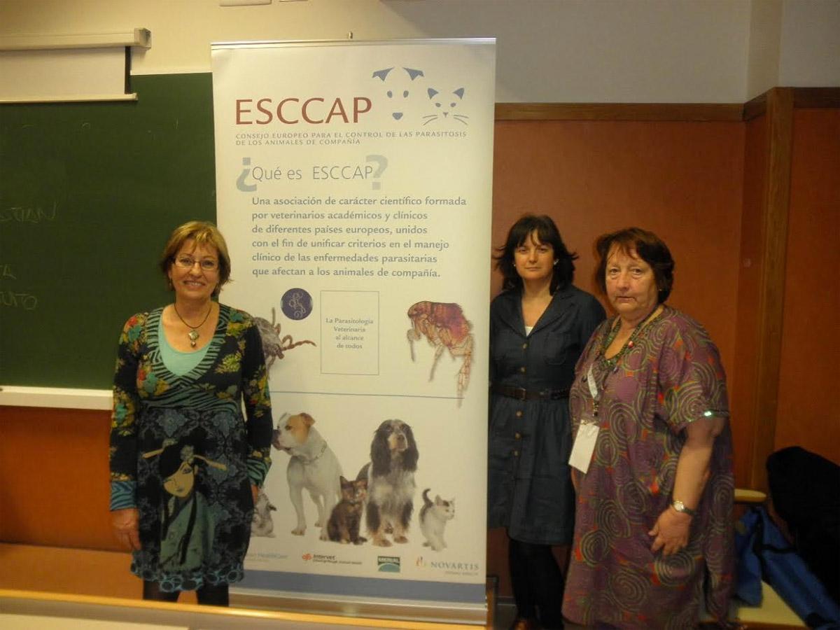ESCCAP en el Congreso de Especialidades, Valencia 2011